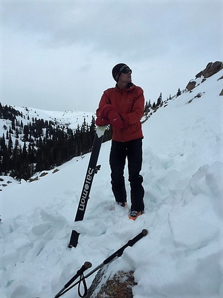 <b>Figure 4:</b> Wind Slab avalanche triggered on a northwest aspect below Taylor Pass. Dec 21, 2018 (<a href=javascript:void(0); onClick=win=window.open('https://caic-production.imgix.net/3u53b0j9i2foqnb8ps5zzs0d1bjd?ixlib=php-3.1.0&s=73f93546446585f6e0890cd686176130','caic_media','resizable=1,height=820,width=840,scrollbars=yes');win.focus();return false;>see full sized image</a>)