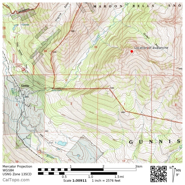<b>Figure 9:</b> A topographic map of the avalanche site. (<a href=javascript:void(0); onClick=win=window.open('https://caic-production.imgix.net/5140ewjghki0m02az34t66jbhksy?ixlib=php-3.1.0&s=7c2ba27c54e3498a5e5fb17d39685114','caic_media','resizable=1,height=820,width=840,scrollbars=yes');win.focus();return false;>see full sized image</a>)