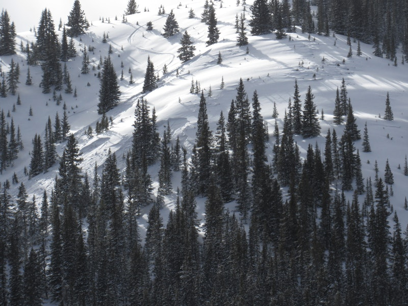 <b>Figure 1:</b> An avalanche that released on 1/24 or 1/25. We don't know if it was natural or remotely triggered by the track in the photo. (<a href=javascript:void(0); onClick=win=window.open('https://caic-production.imgix.net/lkrcksebilrf8k30kjjn8c4ocv58?ixlib=php-3.1.0&s=8f3dd087933025b8ca69f4fc99ac6070','caic_media','resizable=1,height=820,width=840,scrollbars=yes');win.focus();return false;>see full sized image</a>)